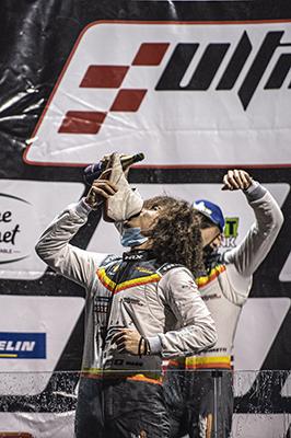 El #88 gana en Magny-Cours y amplía su liderazgo en la Ultimate Cup Series